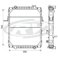 Radiador // Volkswagen  Contellation 13-150 / 13-180 / 24-250   Oem - 2t2.121.253.r
