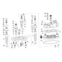 Carcaza De Valvula 4 Circuitos Ii31163
