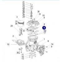 Entretapa Compresor K019553 // (sustituye A Seb01915)