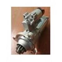 Motor De Arranque 11t 24v 8,5 Kw (con Rele) - Scania Serie 4 124 144 (98 A 2005) - Oem Scania 1357709/1358639/ 571168/571427