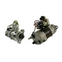 Motor De Arranque 12t 24v 7,6w 39mt ( Con Rele Y Proteccion Termica ) - Oem Delco Remy 8200714/ 8200435 - Cummins Isb, Isc, I