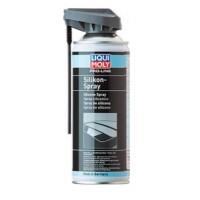 Pro Line Silicon-spray 400 Ml - Lubricante Sintético De Silicona. Lubrica, Conserva, Protege Y Aisla.
