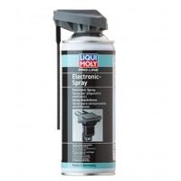 Pro Line Electronic Spray 400 Ml - Limpiador, Lubricante Y Protector Para Contactos Y Componentes Electricos.