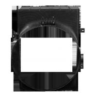 Deflector De Aire // Mercedes Benz Atego 1718- 1725- 1725a 4x4- 1728s- 2425- 2428 Om-906la / Oem: 9585050455