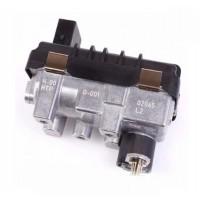 Actuador Electronico // Oem: 712120-206 Para Turbo Gt1749vk 731877-0009 // Bmw 320d (e46) M47 Tud20 150 Hp