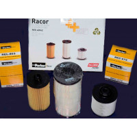 Kit Separador De Agua + F. Combustible Secundario + F. Aceite (re-160j-10m-aqii+rec-672+rel-803) // Camiones Atego 4cc  01/20