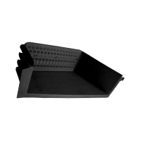 Estribo Lado Izquierdo (negro) // Mercedes Benz 709- 710- 712- 912- 914 // Oem: 688 686 7028