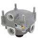 Válvula Rele Modelo Nuevo //  Iveco:eurocargo140e18/ 150e18/ 160e21/ 160e23/ 170e21/ 170e22 Attack/eurotech 450e31/450e42/74