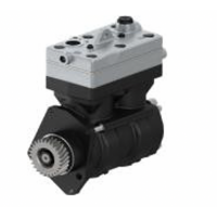 Compresor Bicilindrico 85mm // Mercedes Benz Axor- Motor Om457 // Oem: A4571307215