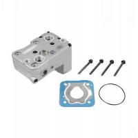 Tapa Completa Para Compresor ø85 Mm - 352 Cc 4123529242 / 9121160000/ 9121170000/ 4111540010 // Man 32.270 Edc 32.270 Hx - T
