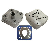 Tapa Completa Para Compresor  ø85 Mm - 352 Cc 4111540000 / 4111510030 / 4111540030 // Mercedes Atego 815 - Axor 3230 // Rk.0