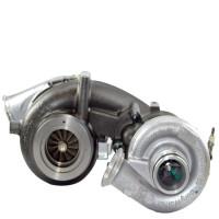 Turbo R2s (b1+b2) Reemplaza Al 10009900107 Y Al 10009880123 // Motor: D0836- 6 Cilindros -app: Constellation 17.280/ 24.280/