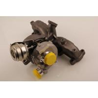 Turbo Gt1749v // Audi A3 Tdi 1.9l // 713672-0002 / 713672-0004 / 713672-0001 / 713672-0003 / 713672-0005