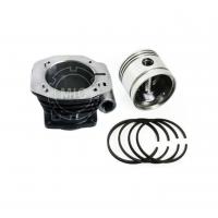 (1668) Kit De Compresor Lk38 Std Con Descargador // Ford / Volkswagen Motor Mwm // Oem Mj1047