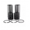 Kit Conjunto Motor Medida Standard // Mercedes Benz O371/of1620 Plus/of1721/of1723 Motor Om 366la // Oem  K2246